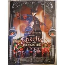 CHARLIE ET LA CHOCOLATERIE - Tim Burton - 2005