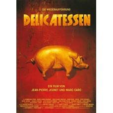 DELICATESSEN - Caro & Jeunet - 1990