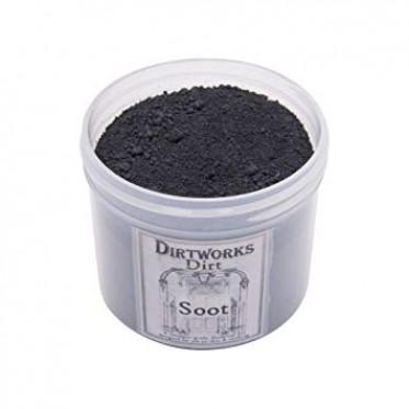 Dirtworks soot dirt powder