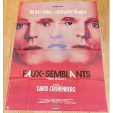 FAUX SEMBLANTS - David Cronenberg - 1988