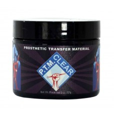 Prosthetic transfer material clear