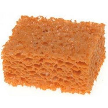 Sponge texture O