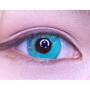 ANIME TURQUOISE 14mm FX lenses
