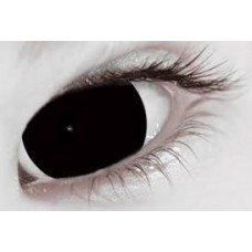 BLACK OUT DEMI SCLERA 17mm