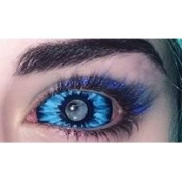 ELFE BLUE 22mm SCLERA lenses