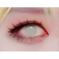 FLESH EATER 22mm SCLERA lenses