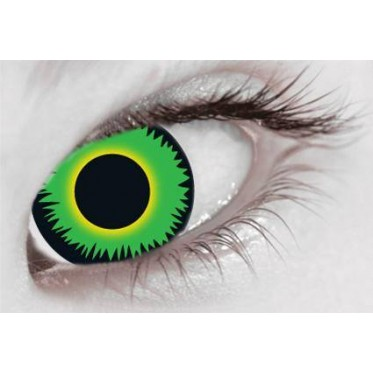 GREEN WEREWOLF 14 mm FX lenses