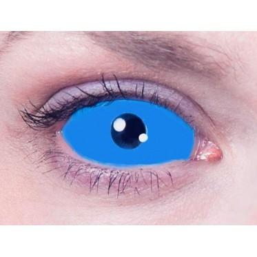INTENSE BLUE 22mm  SCLERA LENESES