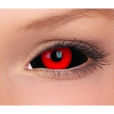 RED GHOUL 22mm SCLERA LENSES