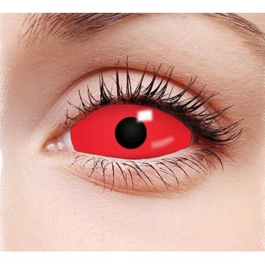 RED SCLERA 22 mm