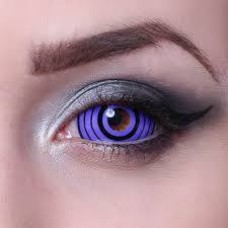 VIOLET COLLOSSUS 22mm SCLERA lenses