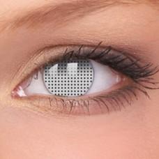 WHITE MESH 14mm FX lenses