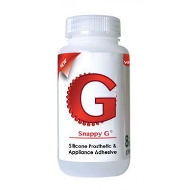 Snappy G silicone adhesive