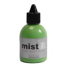 Mist Fx chartreuse green