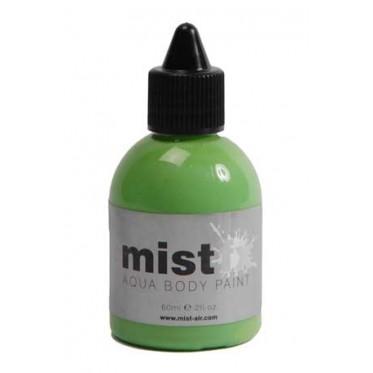 Mist Fx chartreuse green