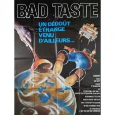 BAD TASTE - Peter Jackson - 1987