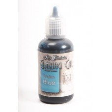 Glazing gel bruise blue