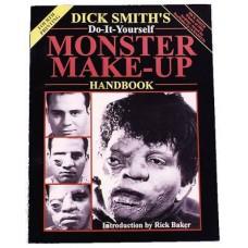 DICK SMITH'S DO-IT-YOURSELF MONSTER MAKEUP HANDBOOK