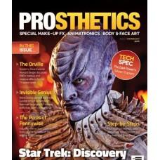 PROSTHETICS MAGAZINE issue 9