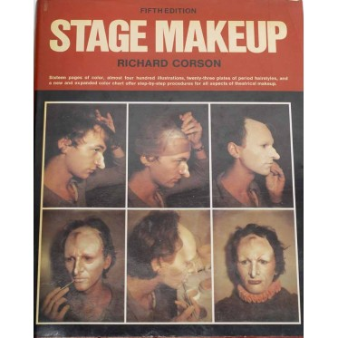 STAGE MAKEUP BY RICHARD CORSON  5th EDITION