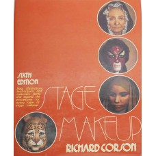 STAGE MAKEUP by RICHARD CORSON 6th EDITION