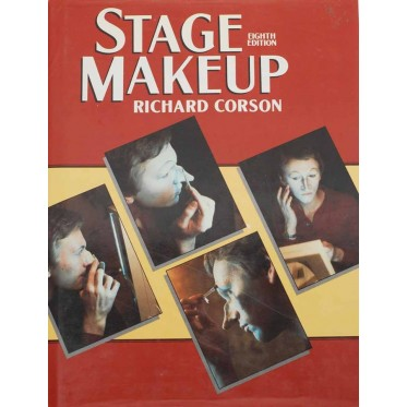 STAGE MAKEUP by RICHARD CORSON 8th EDITION