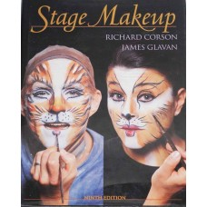 STAGE MAKEUP by RICHARD CORSON 9th and final EDITION