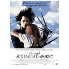 EDWARD AUX MAINS D'ARGENT - Tim Burton