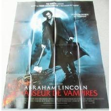 ABRAHAM LINCOLN CHASSEUR DE VAMPIRES - 2012