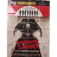 BOULEVARD DE LA MORT - Quentin Tarentino - 2007