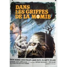 DANS LES GRIFFES DE LA MOMIE - J.Gilling - 1967