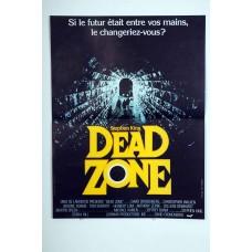 DEAD ZONE - David Cronenberg - 1983