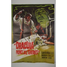 DRACULA PRINCE DES TENEBRES - Terrence Fisher - 1966