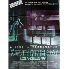 FUTUR IMMEDIAT - Graham Baker - 1988