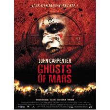 GHOSTS OF MARS - John Carpenter - 2001