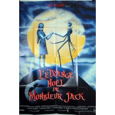 L'ETRANGE NOEL DE MR JACK - Tim Burton et Henry Selick - 1994