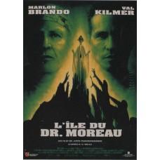 L'ILE DU DOCTEUR MOREAU - John Frankenheimer - 1996
