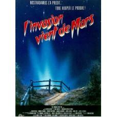 L'INVASION VIENT DE MARS - Tobe Hooper - 1985