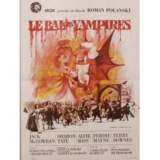 LE BAL DES VAMPIRES - Roman Polanski - 1967