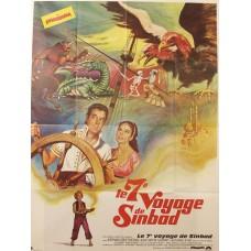 LE SEPTIEME VOYAGE DE SINBAD - N.Jura - 1958