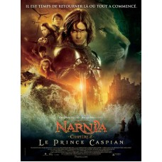 MONDE DE NARNIA CHAPITRE 2 - Andrew Adamson - 2007