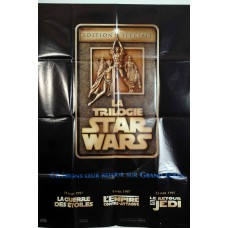 STAR WARS TRIOLOGY 1