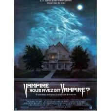 VAMPIRE VOUS AVEZ DIT VAMPIRE - Tom Holland - 1985
