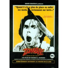 ZOMBIE - Georges A. Romero - 1978