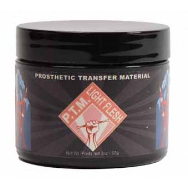 Prosthetic transfer material light flesh