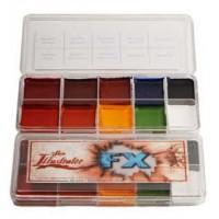 SKIN ILLUSTRATOR FX palette