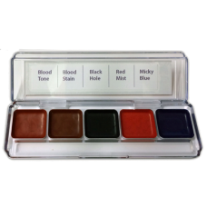 5 COULEURS BLOODY HELL PALETTE