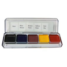 5 COULEURS BRUISED WILLIS PALETTE