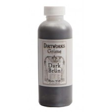 Dirtworks spray dark brun