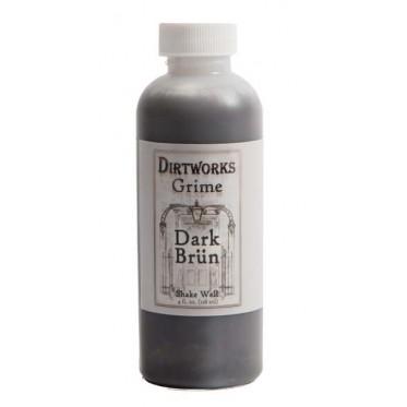 Dirtworks spray dark brun